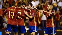 World Cup 2018: Spain book Russia berth after Albania win, Italy held by Macedonia
