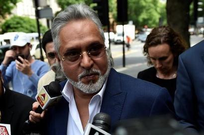 Mallya arrested in money laundering case