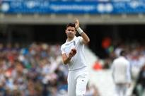 Anderson replaces Jadeja as No. 1 Test bowler