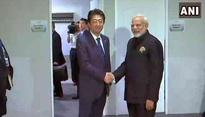 ASEAN Summit: PM Modi, Japan PM Shinzo Abe hold bilateral meeting