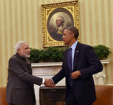 Obama accepts Modi's R-Day invitation to be chief guest