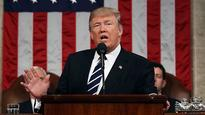 Donald Trump skips White House correspondents' dinner to hold Pennsylvania 100 day rally