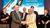 Jet Airways to fly in formation with Air France-KLM to West