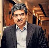 Nandan Nilekani is now officially a Congressman