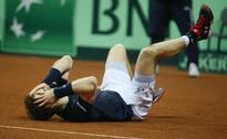 Murray scripts history, wins Davis Cup for UK after 79 years