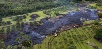 Hawaii pair took photos, prodded fiery lava with golf clubs: police