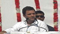 BJP calls Rahul Gandhi 'immature shehzada' for math blooper