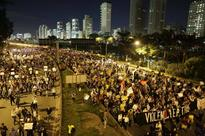Brazilians take to the streets over public spending