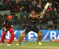 IPL Live Cricket Score - Kolkata Knight Riders vs Kings XI Punjab: Robin Uthappa Stands Strong, KKR Eye Big Total