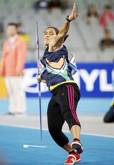 Asiad: Good first throw earns Annu Rani women's javelin bronze