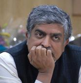 Nandan Nilekani to join Congress on Sunday
