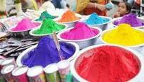 2 BJP MPs with Holi colours on asked to leave LS