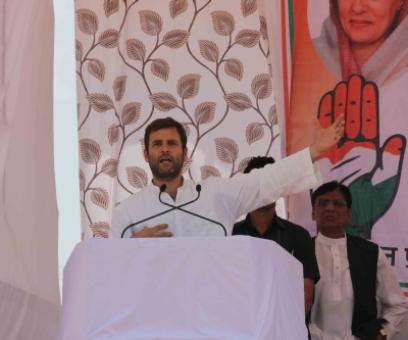 Modi would have ousted Vajpayee like Jaswant, Advani: Rahul