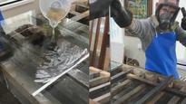 Ever wondered how a mirror is made? These videos will give you the answer
