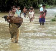 81 dead in floods across India, Home Ministry monitoring situation