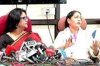 AAP worker disrupts Delhi Commission for Women conference