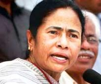 Mamata takes to streets, says Centre plotting to defame TMC