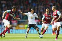 Winless Manchester United held to a goalless draw by Burnley