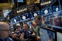 Wall St little changed as Microsoft offsets Amazon