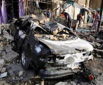 Baghdad car bomb kills 15