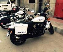 Harley-Davidson India: Gujarat Police adds Harley-Davidson Street 750 and Superlow to its fleet
