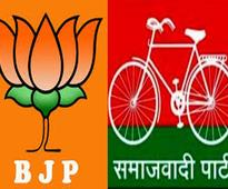 BJP loses UP by-polls to SP