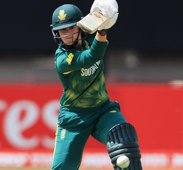 South Africa pull off consolation win over Indian women