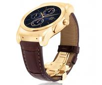 LG Launches 23-Karat Gold-Plated Smartwatch