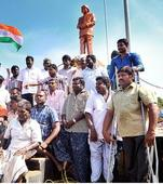 Differently abled people pay homage to Kalam