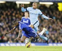 EPL: Chelsea, Manchester City summit clash end in 1-1 stalemate