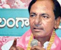 Never proposed alliance with TRS: Congress