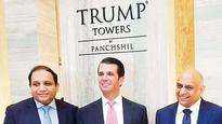 Trump Jr looks forward to investing more in India
