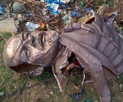 After Lenin, Periyar, statues of SP Mookerjee, Ambedkar vandalised
