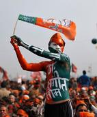Hindi heartland to power BJP's march to power: Poll