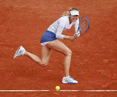 Confident Sharapova ready for Stosur challenge