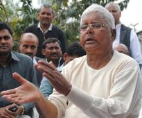 Lalu urges Congress to take 12 seats