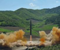 Major nuclear warheads and missiles tested by North Korea