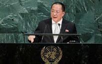 North Korea says missile attack on US 'inevitable' after Trump calls Kim 'Rocket Man'
