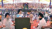 Punjab govt has limitations, says CM Parkash Singh Badal