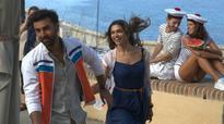 Deepika Padukone, Ranbir Kapoor look lovely in Tamasha's first look