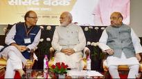Discussing economy? PM Narendra Modi, Arun Jaitley, Amit Shah meet in Delhi