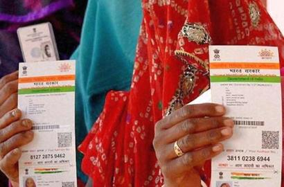 Deadline for linking Aadhaar to all schemes is March 31, 2018