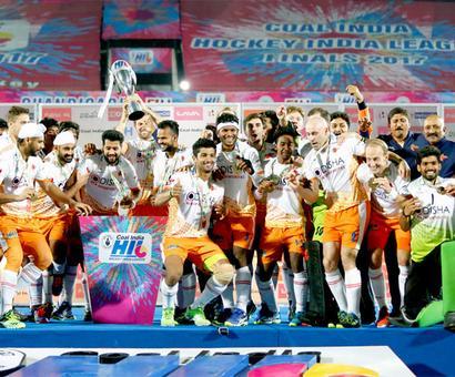 Kalinga Lancers thrash Dabang Mumbai to win maiden HIL title