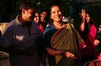 Juhi Chawla, Shabana Azmi's Iftaar Party on the Sets of Chalk N Duster
