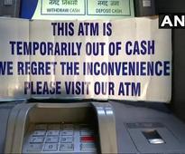 ATMs go dry: PM gave our money to Nirav, says Rahul; RBI denies cash crunch