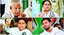 IT dept attaches Lalu Prasad Yadav's family properties