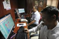 Sensex, Nifty trade higher ahead of RBI policy review outcome