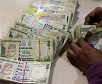 Rupee extends gains for third day in a row against dollar