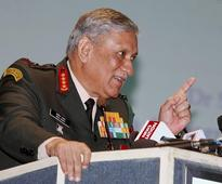 India-China bonhomie back, but we are prepared for any exigency: Army chief