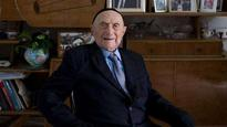 World's oldest man, who survided two World Wars, the Holocaust, dies aged 113